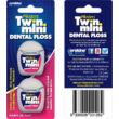 Piksters fogselyem viaszos Dental Floss Twin Mini White (2 x 8m)