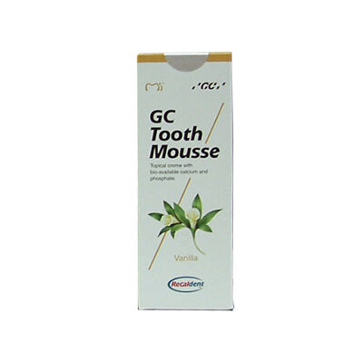 GC Tooth Mousse 1x40g Vanilla