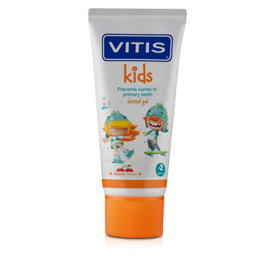 VITIS kids fogkrém cherry 50ml