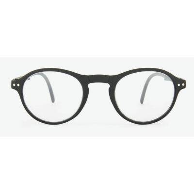 Szemüveg Kreativ, fekete 1.00