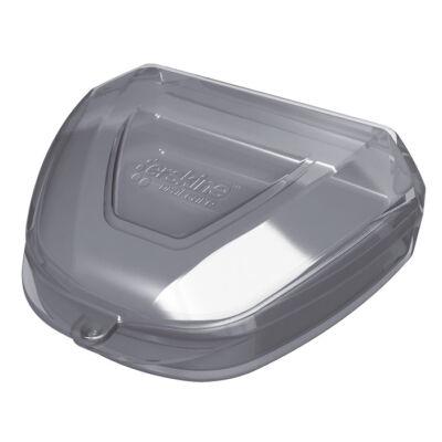 Piksters fogszabályzó/fogsín tartó szürke Oral Appliance Case