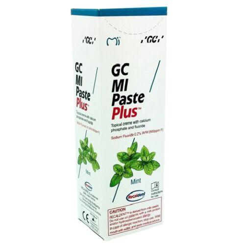GC MI Paste Plus, 1x40g Mint