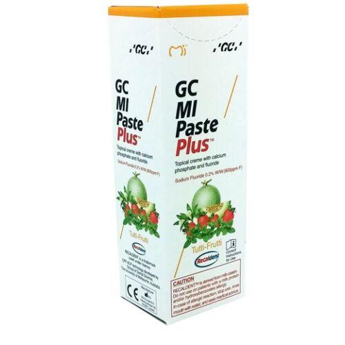 GC MI Paste Plus, 1x40g Tutti Frutti