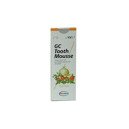 GC Tooth Mousse 1x40g Tutti Frutti