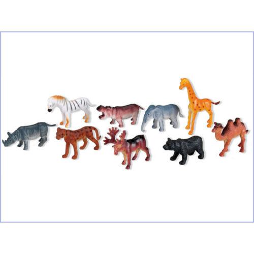 Játék Miratoy Nr.4 ZOO állatok 100db
