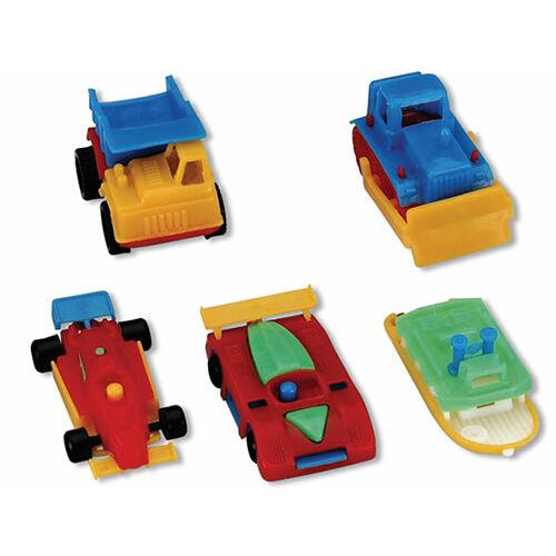 Játék Miratoy Nr.10 autók+hajók 150db