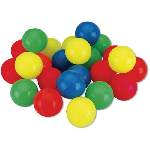 Játék Miratoy Nr.8 labda 2,5cm átm. 100db