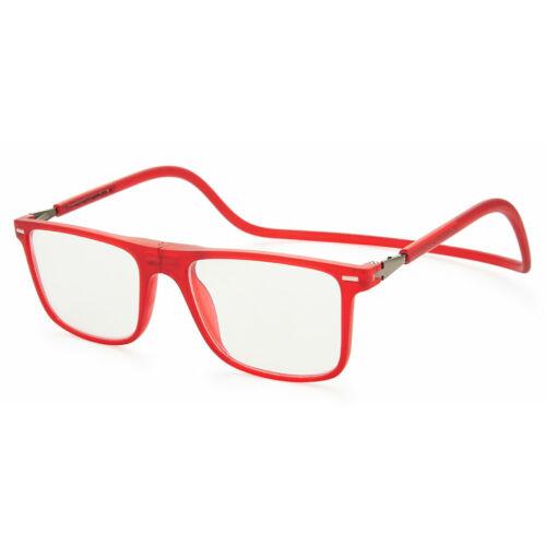 Szemüveg Chromatic, piros 1.00