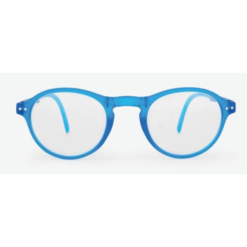 Szemüveg Kreativ, kék 1.00