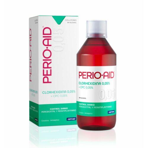 Perio•Aid Active Control Szájöblítő oldat, 500 ml