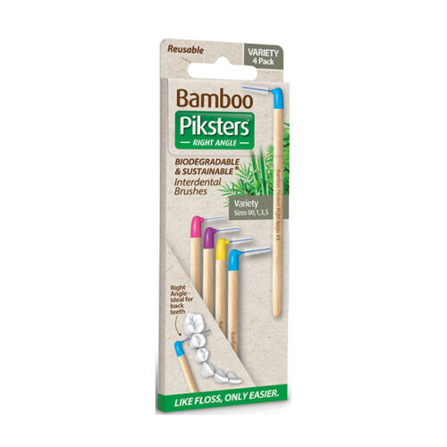 Bamboo Piksters hajlított 4db variety