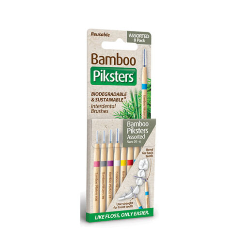 Bamboo Piksters 8db 00-6