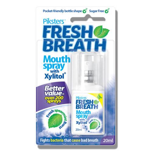 Piksters szajfrissiö Fresh Breath Mouth Spray 20ml