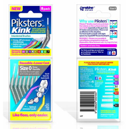 Piksters Kink - 0-ás méret, szürke