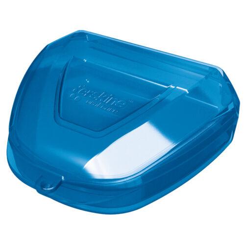 Piksters fogszabályzó/fogsín tartó kék Oral Appliance Case